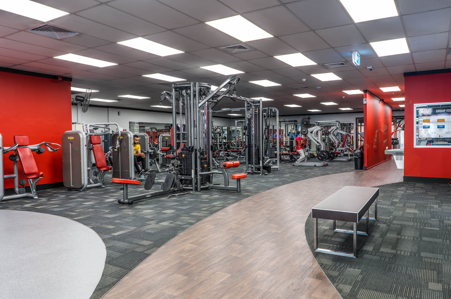 Snap Fitness Fit-Out
